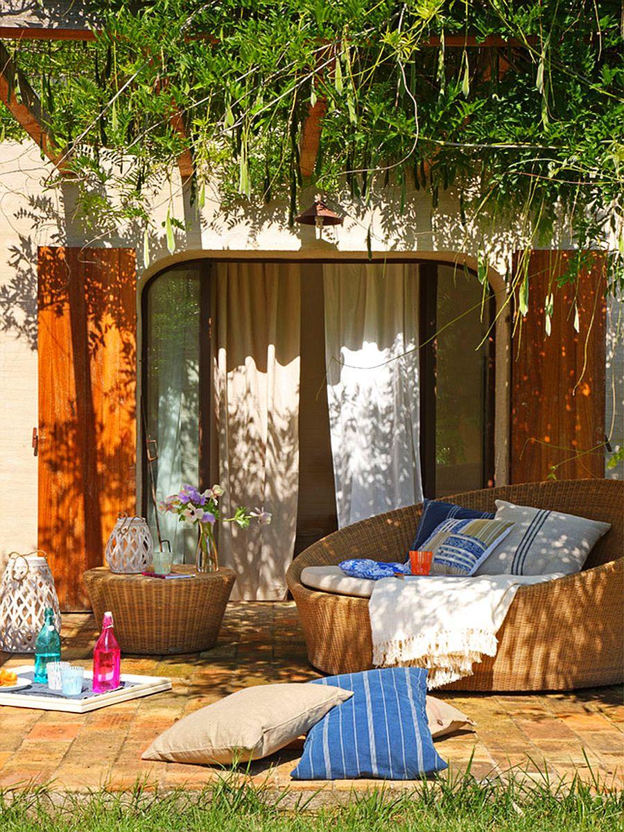 adelaparvu.com despre casa rustica cu aspect de hambar, casa Spania, arhitect Ivana Tuneu (18)