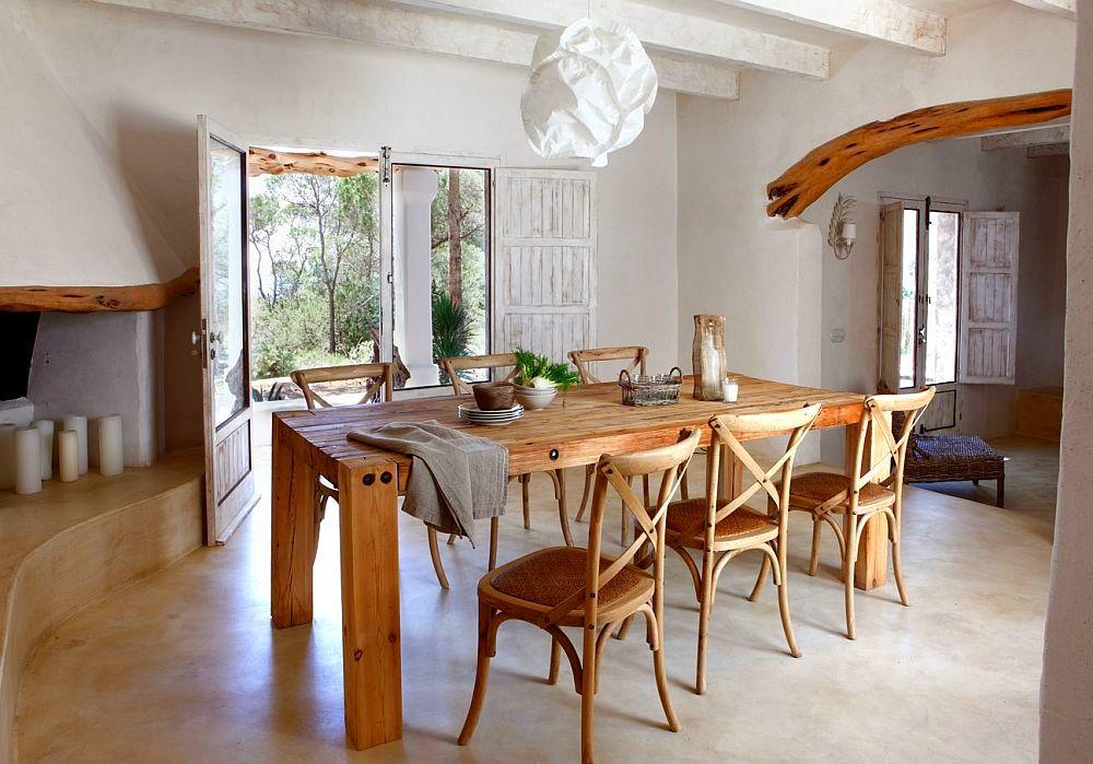 adelaparvu.com despre casa rustica simpla, casa Spania Formentera, Foto Menossi Fotografo (1)