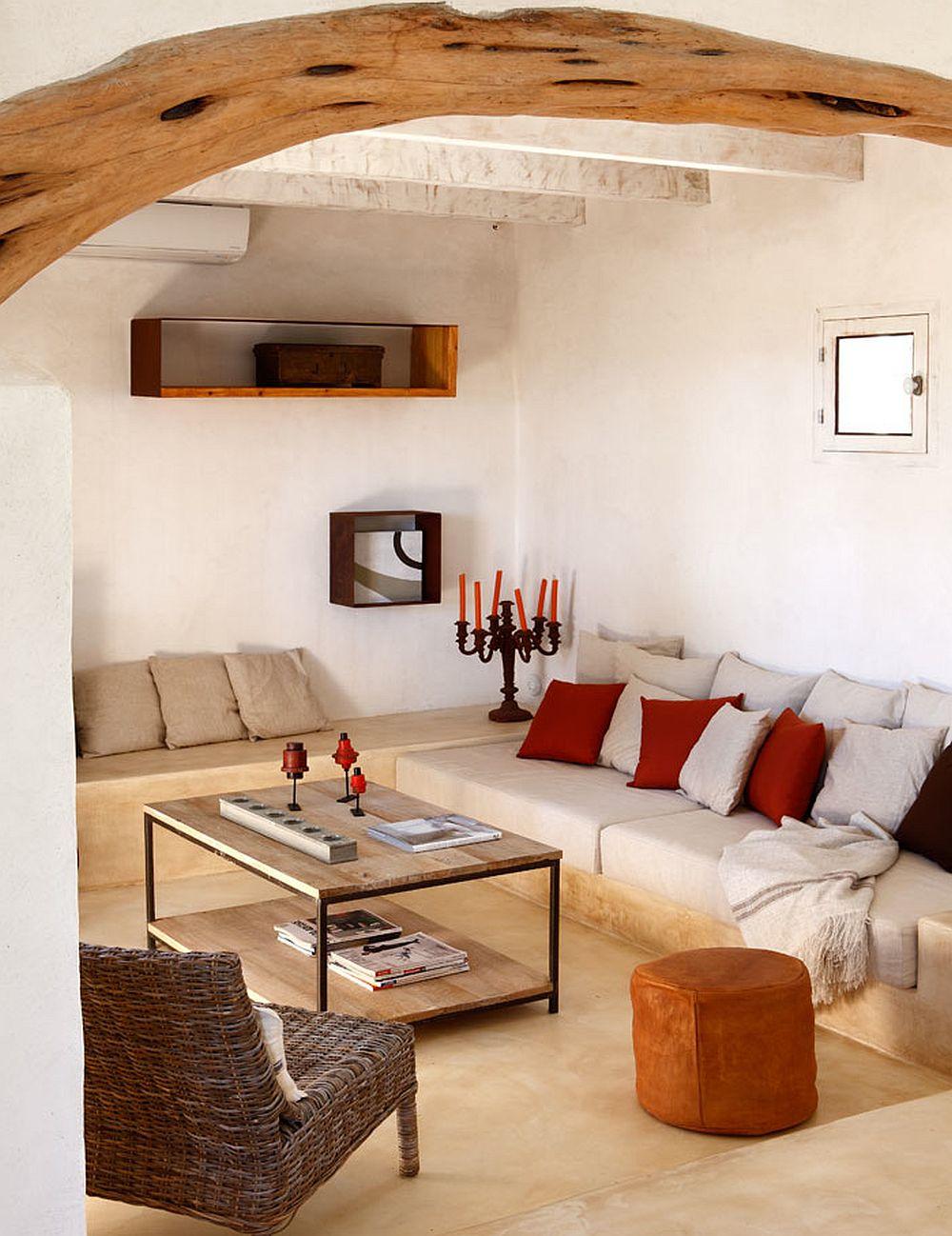adelaparvu.com despre casa rustica simpla, casa Spania Formentera, Foto Menossi Fotografo (9)