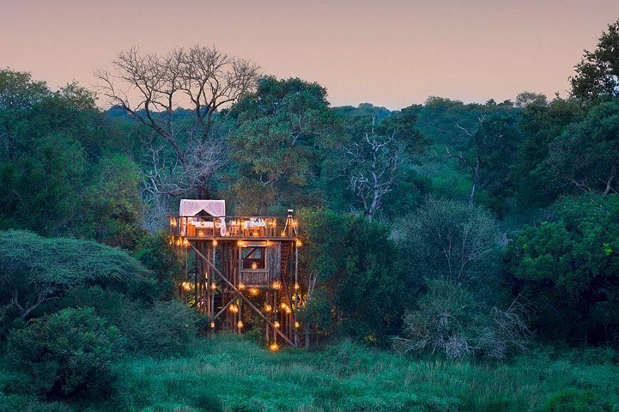 adelaparvu.com despre case suspendate, Lion Sands Reserve, Africa de Sud (10)