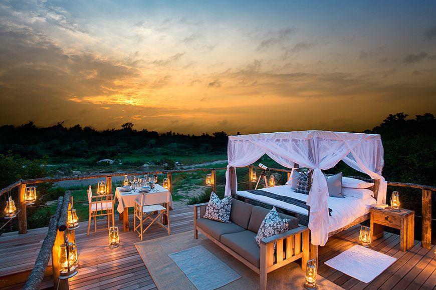 adelaparvu.com despre case suspendate, Lion Sands Reserve, Africa de Sud (11)