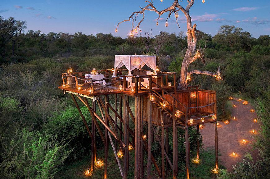 adelaparvu.com despre case suspendate, Lion Sands Reserve, Africa de Sud (2)