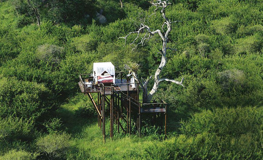 adelaparvu.com despre case suspendate, Lion Sands Reserve, Africa de Sud (3)