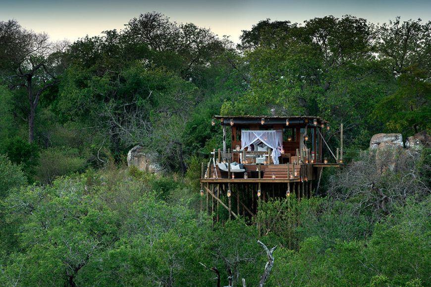 adelaparvu.com despre case suspendate, Lion Sands Reserve, Africa de Sud (4)