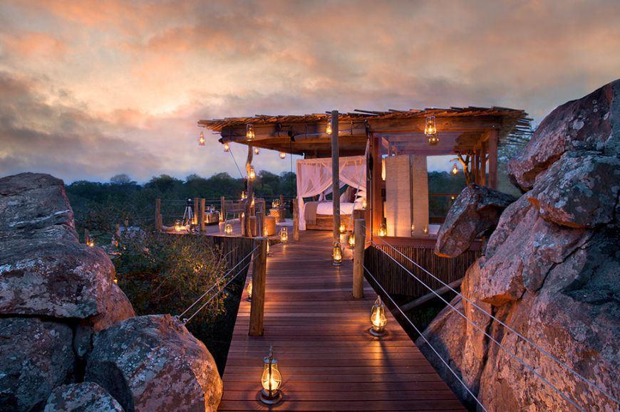adelaparvu.com despre case suspendate, Lion Sands Reserve, Africa de Sud (8)
