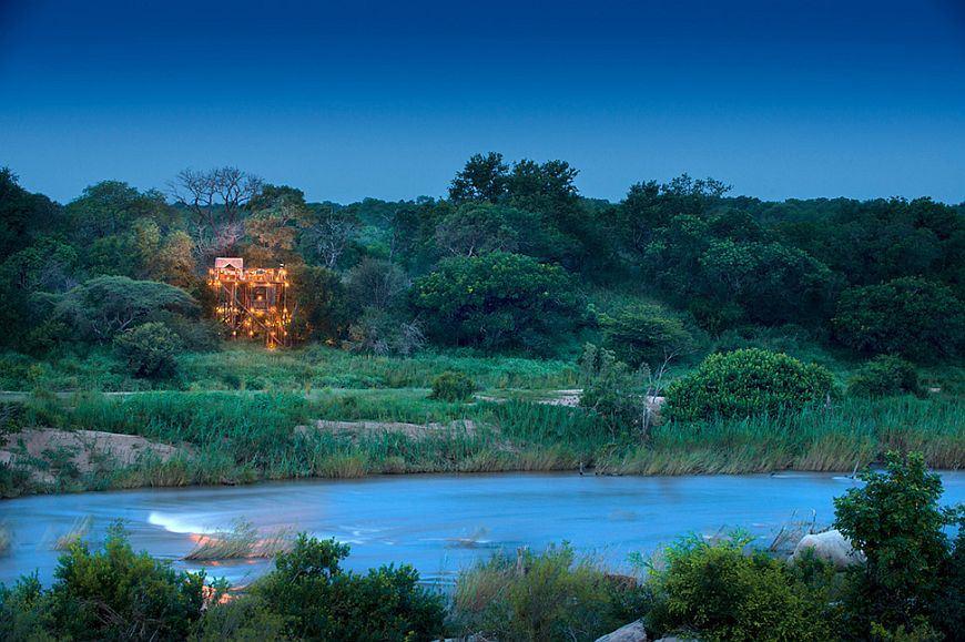 adelaparvu.com despre case suspendate, Lion Sands Reserve, Africa de Sud (9)