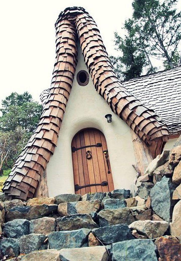 adelaparvu.com despre casuta de poveste, The Winckler, Victoria, Canada, design Lindcroft (14)