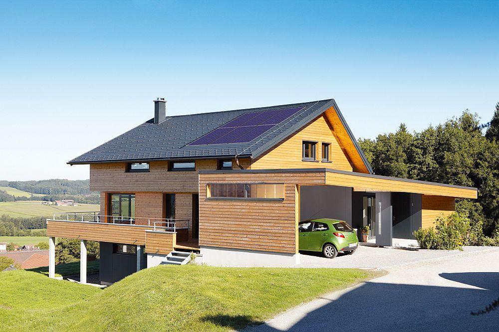adelaparvu.com despre cat te costa repararea acoperisului, casa pentru familie, Foto Prefa (3)
