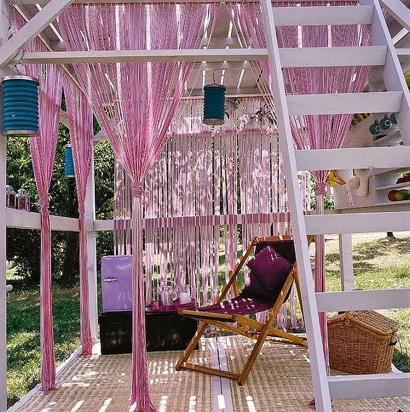 adelaparvu.com despre chiosc de gradina cu etaj, atelier de artist in aer liber (6)