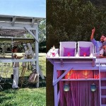 adelaparvu.com despre chiosc de gradina cu etaj, atelier de artist in aer liber (7)