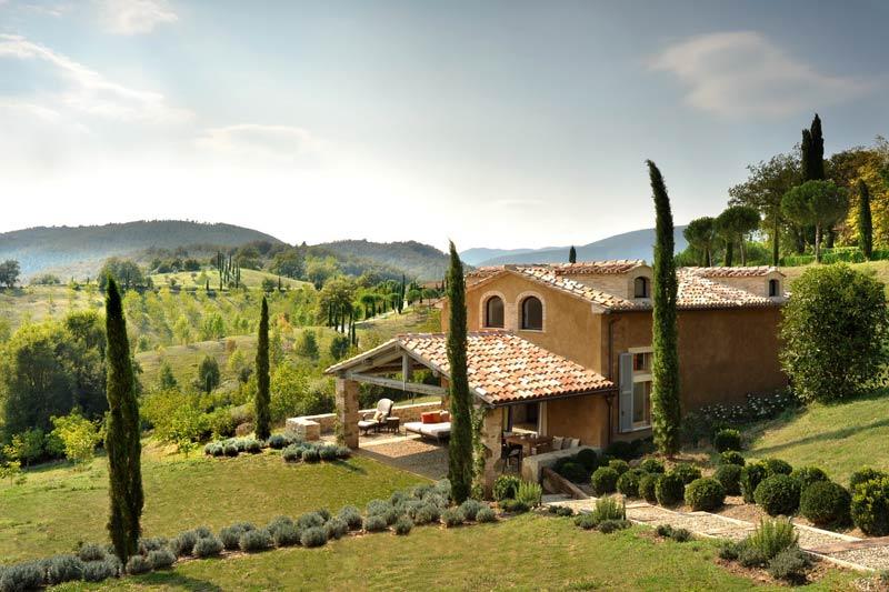 adelaparvu.com despre domeniul Castello di Reschio, Casa Barcolino, design Benedikt Bolza (1)