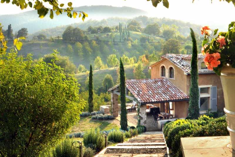 adelaparvu.com despre domeniul Castello di Reschio, Casa Barcolino, design Benedikt Bolza (2)