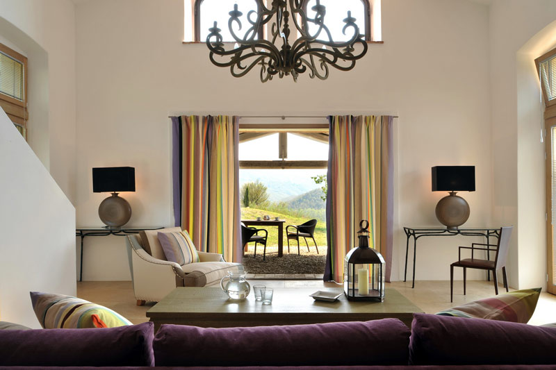 adelaparvu.com despre domeniul Castello di Reschio, Casa Barcolino, design Benedikt Bolza (4)