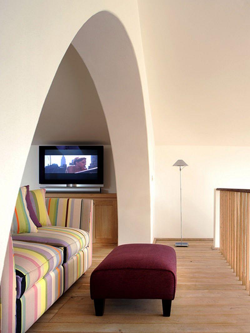 adelaparvu.com despre domeniul Castello di Reschio, Casa Barcolino, design Benedikt Bolza (7)