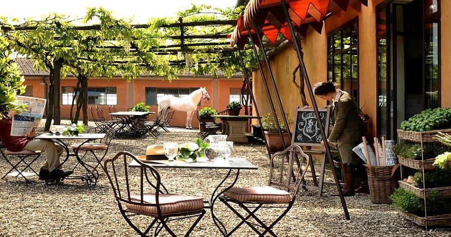 adelaparvu.com despre domeniul Castello di Reschio, vacanta in Italia, Umbria (11)