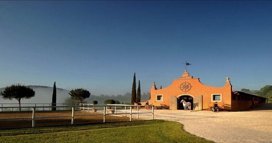 adelaparvu.com despre domeniul Castello di Reschio, vacanta in Italia, Umbria (13)