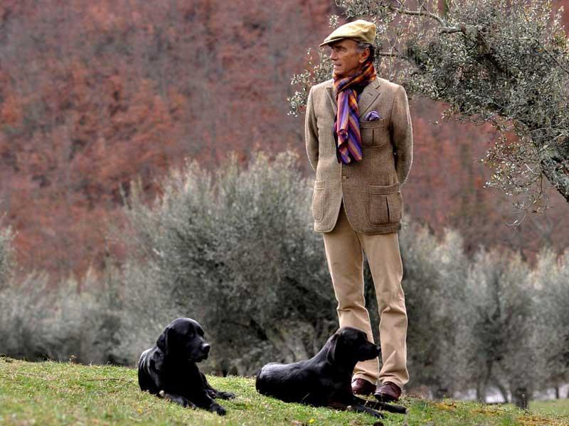 adelaparvu.com despre domeniul Castello di Reschio, vacanta in Italia, Umbria (3)