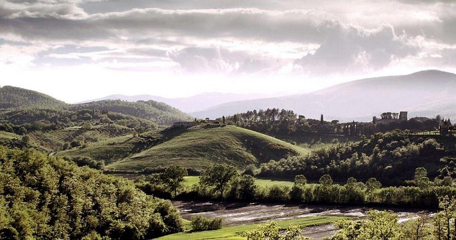 adelaparvu.com despre domeniul Castello di Reschio, vacanta in Italia, Umbria (5)