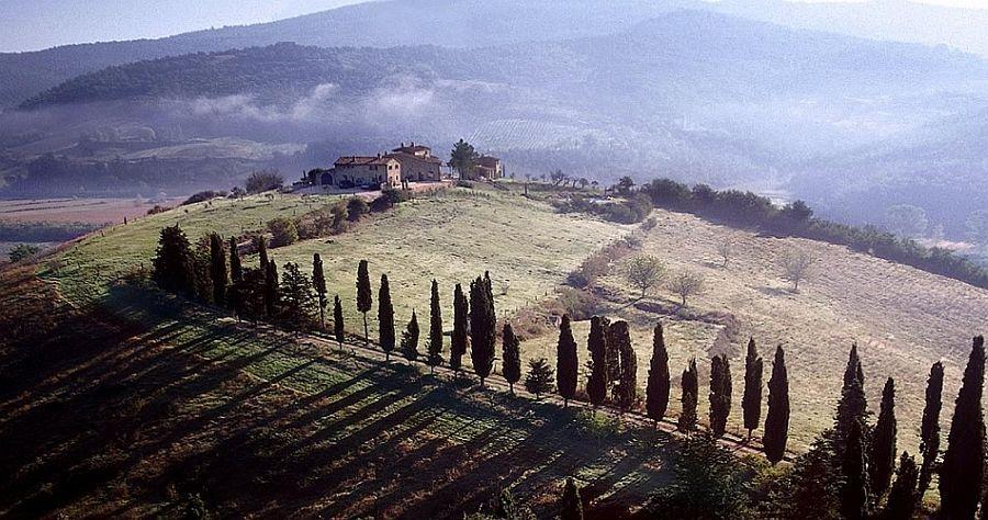 adelaparvu.com despre domeniul Castello di Reschio, vacanta in Italia, Umbria (6)