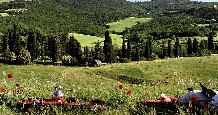 adelaparvu.com despre domeniul Castello di Reschio, vacanta in Italia, Umbria (7)