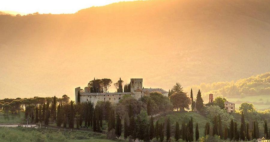 adelaparvu.com despre domeniul Castello di Reschio, vacanta in Italia, Umbria (8)