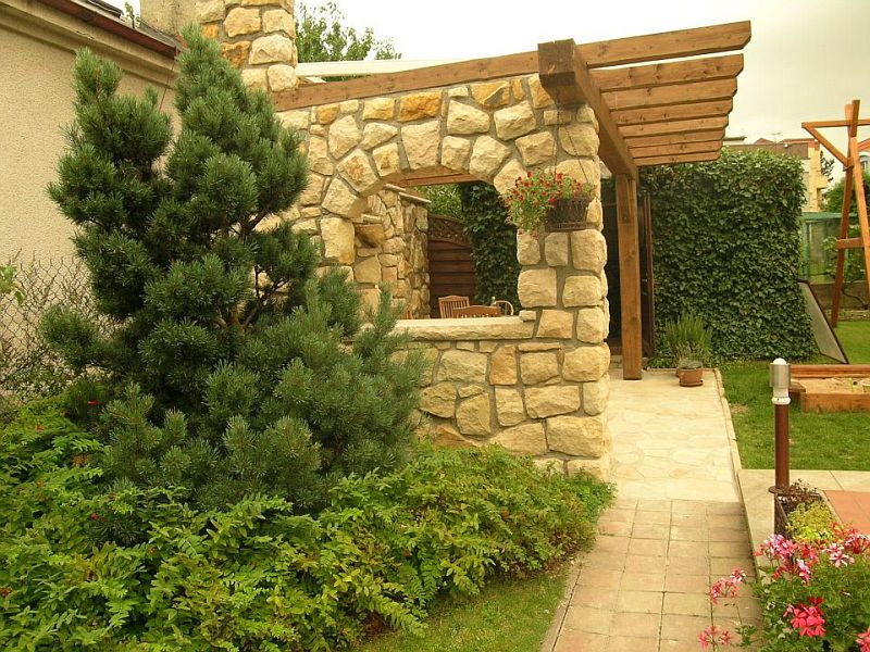 adelaparvu.com despre gratare din piatra, bucatarii de vara, design Zahradni Kuchyne, Cehia (11)
