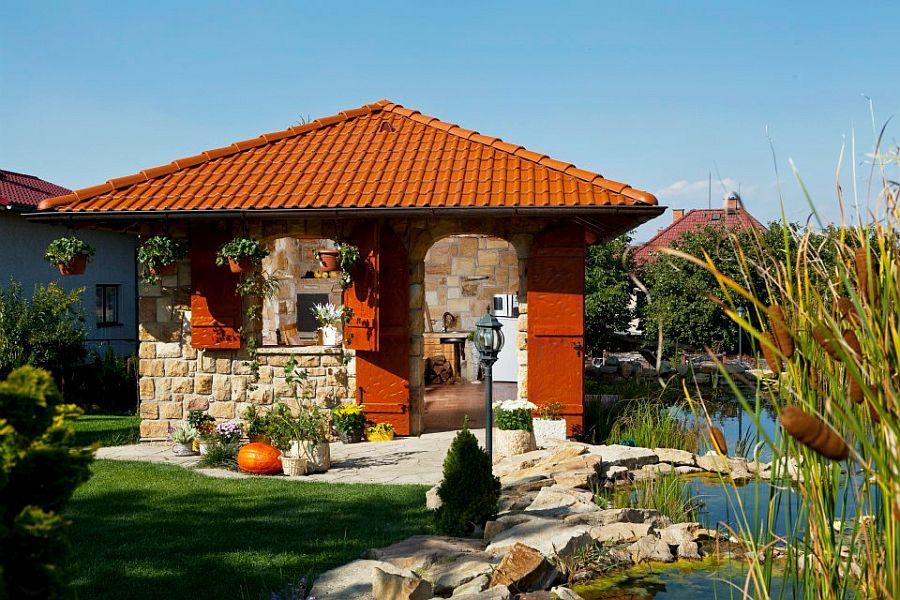 adelaparvu.com despre gratare din piatra, bucatarii de vara, design Zahradni Kuchyne, Cehia (14)