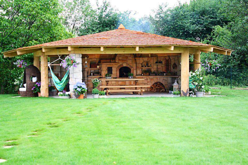 adelaparvu.com despre gratare din piatra, bucatarii de vara, design Zahradni Kuchyne, Cehia (5)