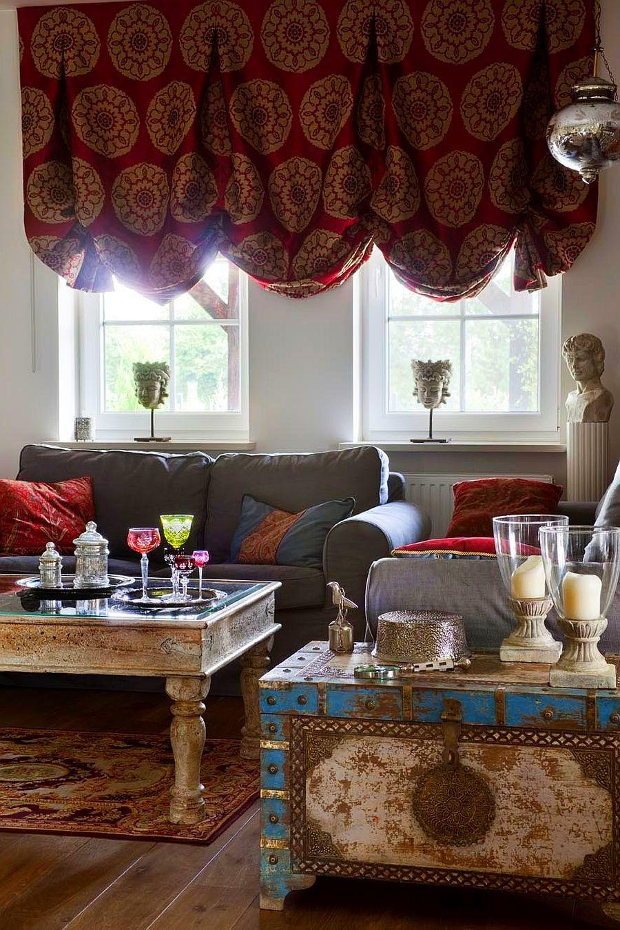adelaparvu.com despre living in stil oriental, design Annei Rusiniak-Malinowska, Foto Aleksander Rutkowski (5)