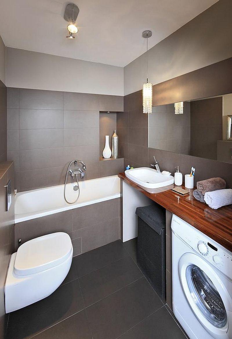adelaparvu.com despre loc in baie pentru masina de spalat rufe  (6)