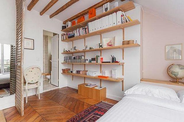 adelaparvu.com despre locuinta la mansarda, garsoniera la mansarda, Foto Onefinestay 7