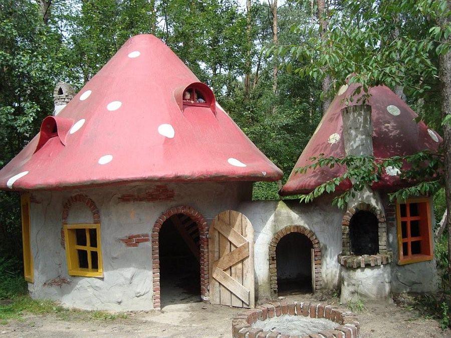 adelaparvu.com despre restaurant Het Grote Kabouterbos in Olanda (1)
