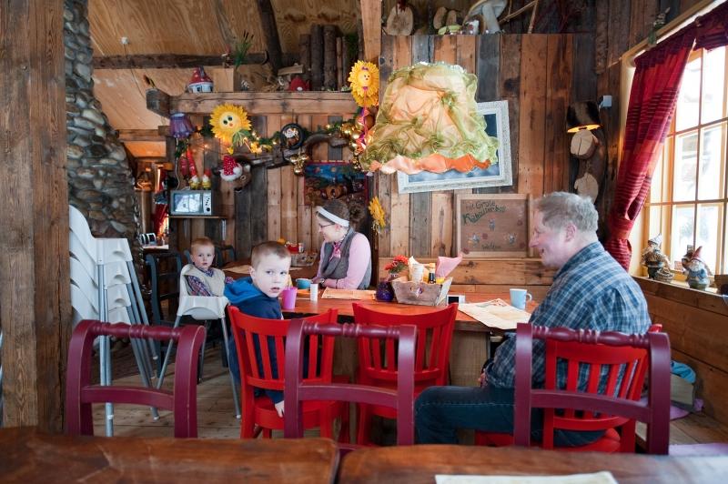 adelaparvu.com despre restaurant Het Grote Kabouterbos in Olanda (17)