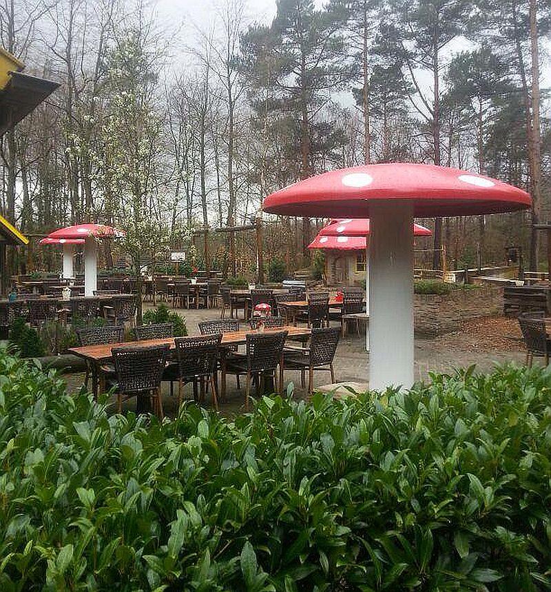 adelaparvu.com despre restaurant Het Grote Kabouterbos in Olanda (3)