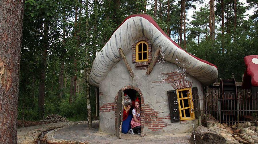 adelaparvu.com despre restaurant Het Grote Kabouterbos in Olanda (4)