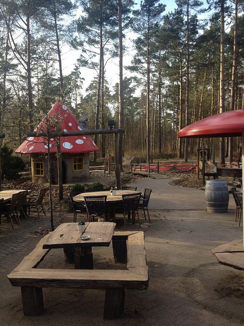 adelaparvu.com despre restaurant Het Grote Kabouterbos in Olanda (5)