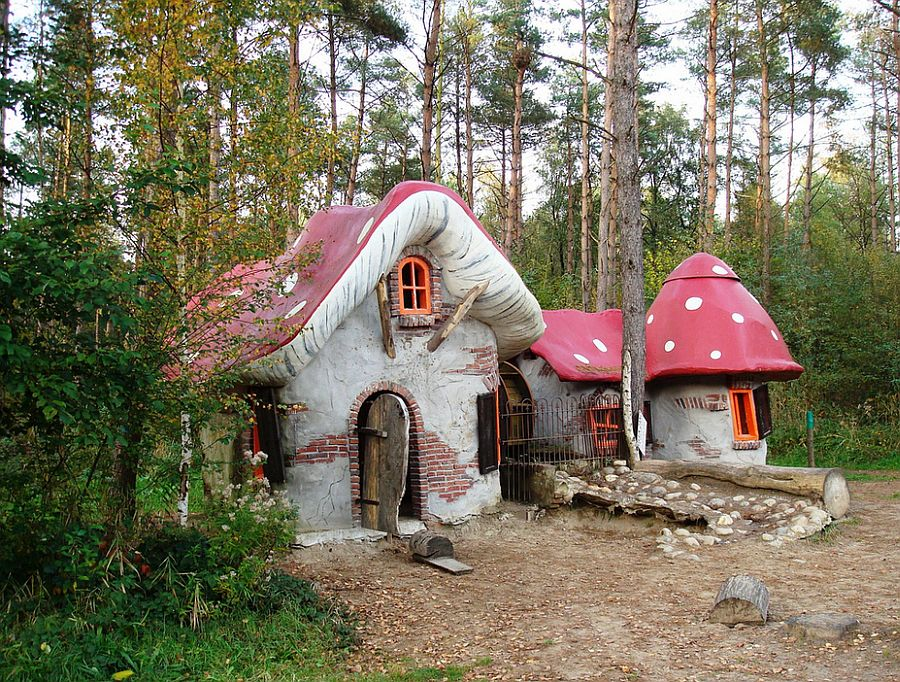 adelaparvu.com despre restaurant Het Grote Kabouterbos in Olanda (9)