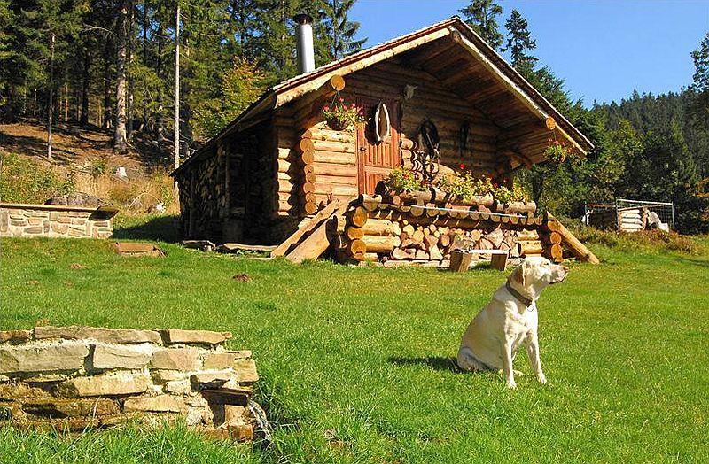 adelaparvu.com despre saune finlandeze sub forma de casute de lemn, design Sruby Pacak, Cehia (1)