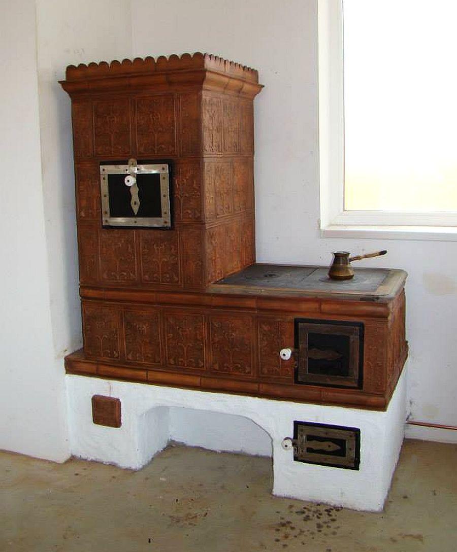adelaparvu.com despre sobe, semineuri, gratare cu cahle de teracota si cahle pictate, Design AMRITA, Tg Secuiesc, Romania (27)