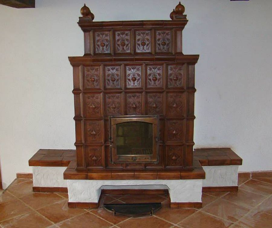 adelaparvu.com despre sobe, semineuri, gratare cu cahle de teracota si cahle pictate, Design AMRITA, Tg Secuiesc, Romania (28)