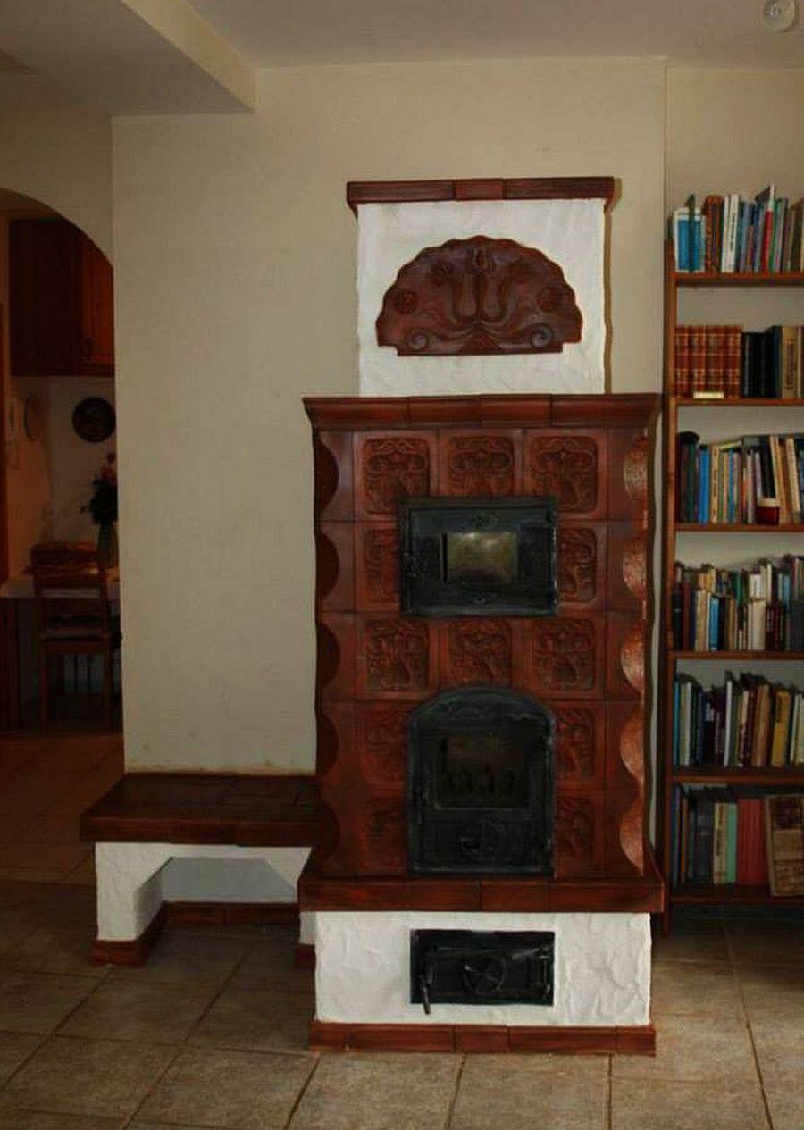 adelaparvu.com despre sobe, semineuri, gratare cu cahle de teracota si cahle pictate, Design AMRITA, Tg Secuiesc, Romania (31)