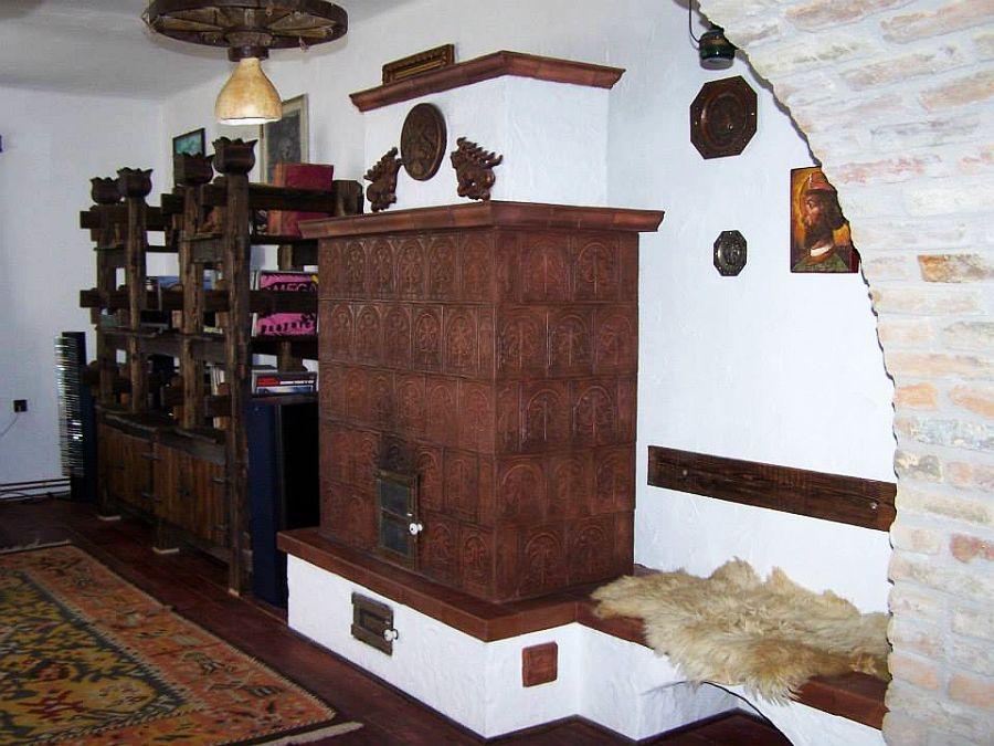 adelaparvu.com despre sobe, semineuri, gratare cu cahle de teracota si cahle pictate, Design AMRITA, Tg Secuiesc, Romania (34)