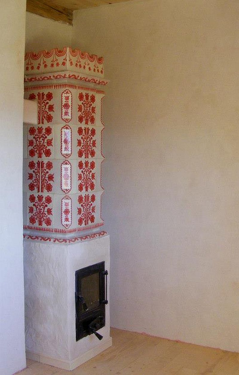 adelaparvu.com despre sobe, semineuri, gratare cu cahle de teracota si cahle pictate, Design AMRITA, Tg Secuiesc, Romania (35)