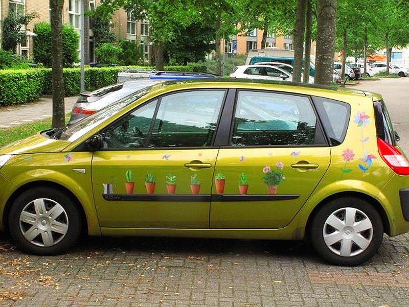 adelaparvu.com despre stickere pentru geam, deco-perete.ro, Foto Arbex Art Decor (14)