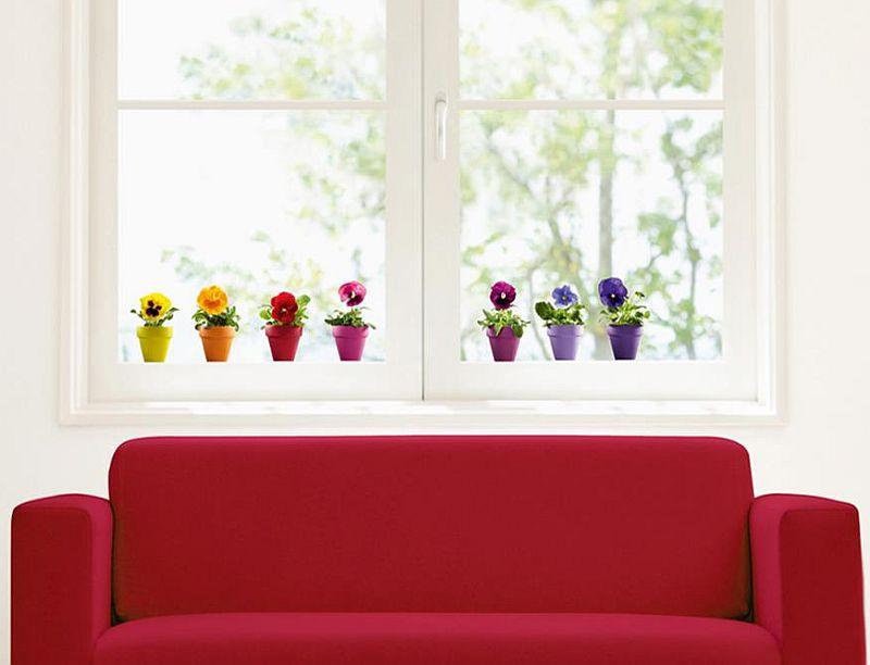 adelaparvu.com despre stickere pentru geam, deco-perete.ro, Foto Arbex Art Decor (16)