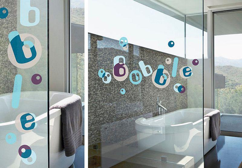 adelaparvu.com despre stickere pentru geam, deco-perete.ro, Foto Arbex Art Decor (2)