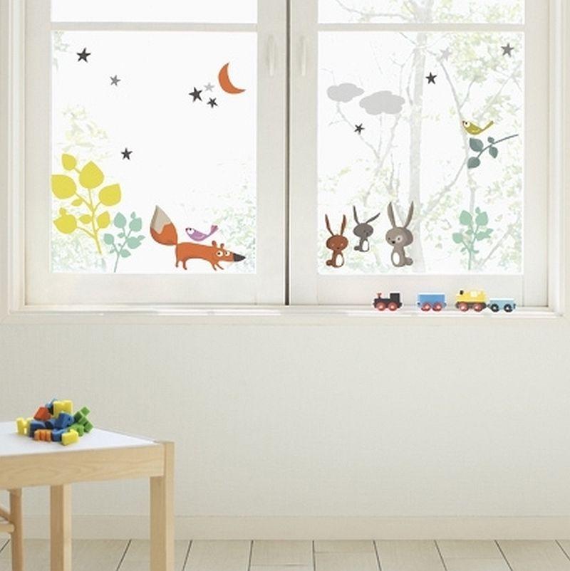 adelaparvu.com despre stickere pentru geam, deco-perete.ro, Foto Arbex Art Decor (22)