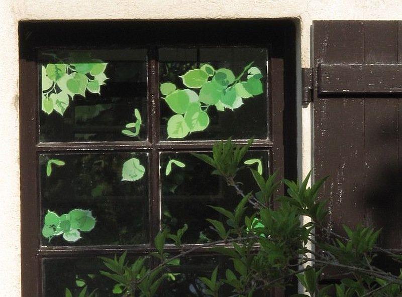 adelaparvu.com despre stickere pentru geam, deco-perete.ro, Foto Arbex Art Decor (5)