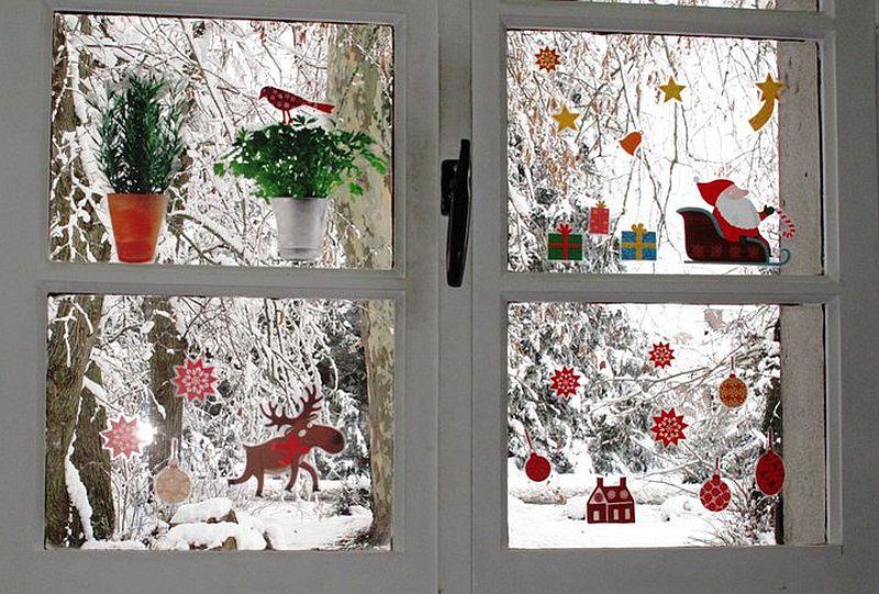 adelaparvu.com despre stickere pentru geam, deco-perete.ro, Foto Arbex Art Decor (7)