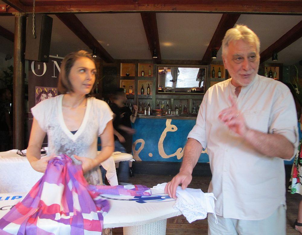 adelaparvu.com despre Concurs Philips PerfectCare statii de calcat, eveniment Olivia Steer (14)